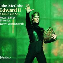 MCCABE: EDWARD II - BALLETTO IN DUE ATTI