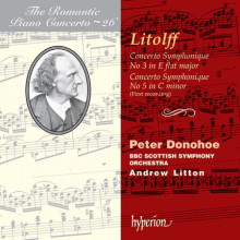 Concerti per piano Vol.26 - Litolff