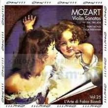 MOZART: Sonate per violino