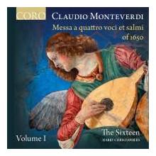 MONTEVERDI: Messa a Quattro voci e salmi