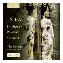 BACH: Lutheran Masses - Vol.1