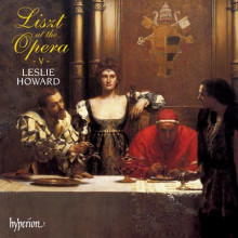 Liszt: Vol.50 - Liszt All'opera (vol.5)