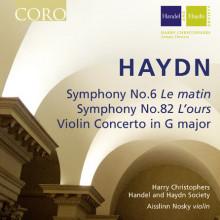 HAYDN: Sinfonie NN.6 & 82 - Concerto x vl.