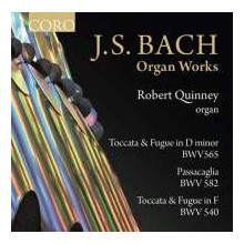 BACH: ORGAN WORKS - Vol.2