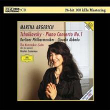 MARTA ARGERICH esegue Tchaikovsky