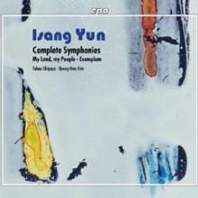 YUN I.: Integrale delle sinfonie (4cds)