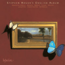 STEPHEN HOUGH'S ENGLISH ALBUM