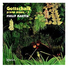 GOTTSCHALK: MUSICA PER PIANO VOL.5