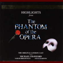 THE PHANTOM OF THE OPERA - Original Soundtrack
