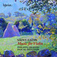 SAINT - SAENS: MUSICA PER VIOLINO
