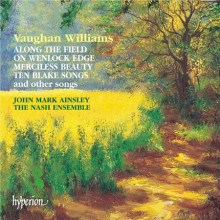 VAUGHAN WILLIAMS: CANZONI