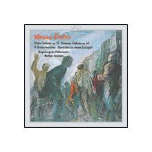 EISLER: Sinfonie e pezzi orchestrali