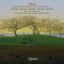 Bach:concerti X Piano E Orch. Vol.2