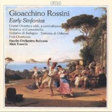ROSSINI: Sinfonie Giovanili