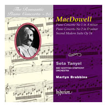 Concerti per piano Vol.25 - Mac Dowell