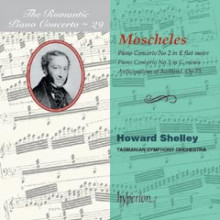 Concerti per piano Vol.29 - Moscheles