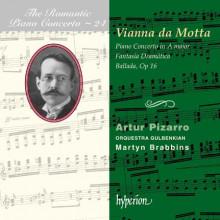 Concerti per piano Vol.24 - V.da Motta