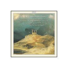GOETZ: Sinfonia N.9 - Concerto x violino
