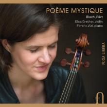 BLOCH - PART: Poéme Mystique - violino e pf