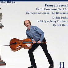SERVAIS: Cello concerto NN.1 & 2