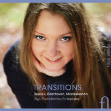 AA.VV.: Transition - musica x fortepiano