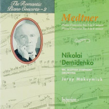 Concerti per piano Vol.2 - Medtner