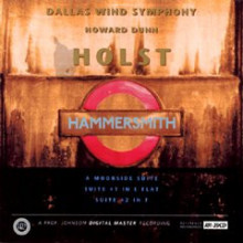 HOLTS: Musica orchestrale  Suite NN. 1 & 2 - A Moorside Suite