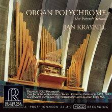 AA.VV.:Organ Polychrome - French school