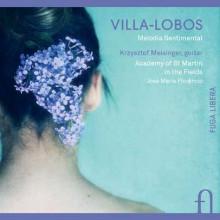 Villa - Lobos:opere X Chitarra E Orchestra