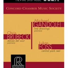 Brubeck - Gandolfi - Foss: Musica Da Camera