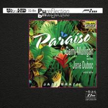 GERRY MULLIGAN: Paraiso - Jazz Brasil