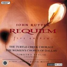 JOHN RUTTER: REQUIEM  (HDCD)