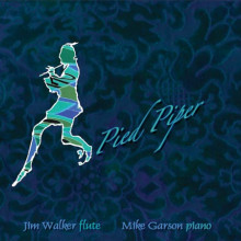 MIKE GARSON: Pied Piper (piano e flauto