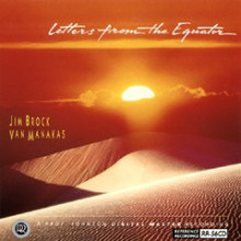 J.BROCK/VAN MANAKAS:Letter from the Equator