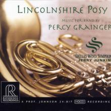 Percy Grainger: Lincolnshire Posy
