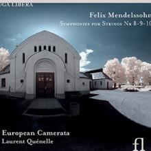 MENDELSSOHN: Sinfonie per archi NN.8 - 10