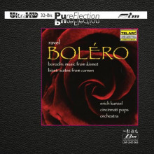 RAVEL: Bolero - BIZET: Suites da 'Carmen - BORODINMusica da 'Kismet'