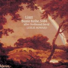Liszt: Vol.16 - Bunte Reihe