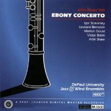 J.BRUCE YEH: EBONY CONCERTO (HDCD)
