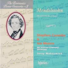 Concerti Per Piano Vol.3 - Mendelssohn