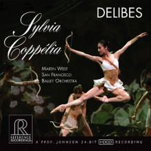 DELIBES: Musica da Sylvia & Coppelia