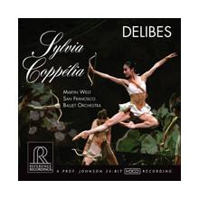 Delibes: Coppelia - Sylvia - Balletti