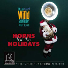 AA.VV.: Horns for the Holidays