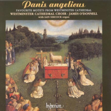 A.V.:PANIS ANGELICUS - MUSICA SACRA CORALE
