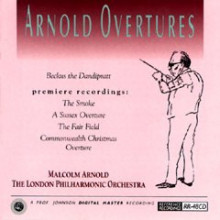 M. ARNOLD: ARNOLD OVERTURES