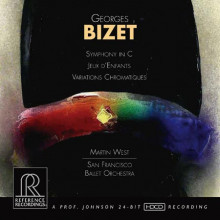 Bizet: Sinfonia In Do