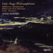 LISZT: VOL.15 - Songs without Words