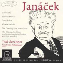 JANACEK: Opere Orchestrali ( 2CD )