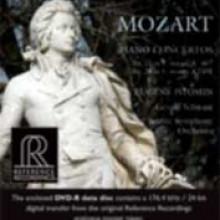 MOZART: Concerti per piano NN.21 & 24