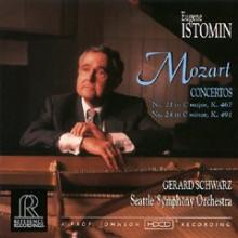 MOZART:Piano Concertos N.21/24(HDCD)